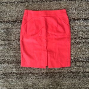J. Crew The Pencil Skirt